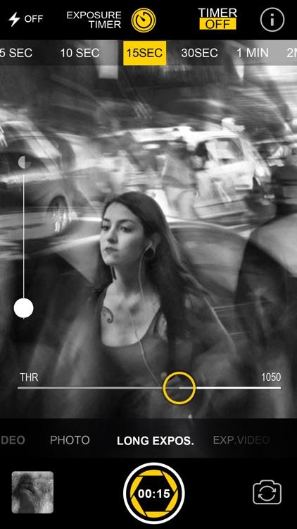 Night Mode-Long Exposure Video screenshot-5