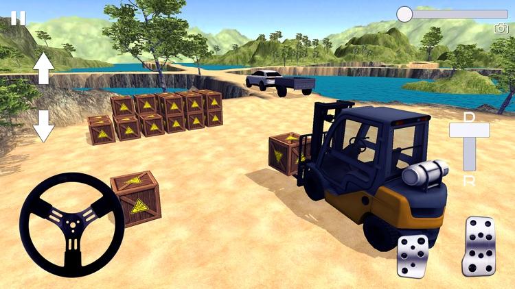 Offroad Truck Simulator 2021 screenshot-3