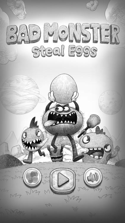 Bad Hungry Monster screenshot-2