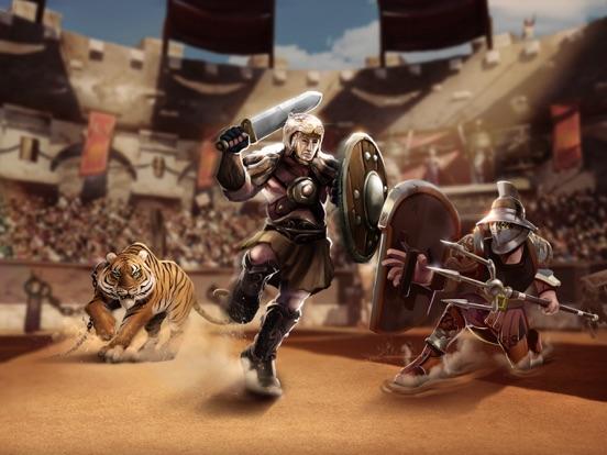 Скачать игру Gladiator Герои: Война кланов