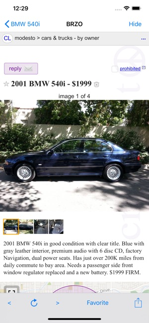 Brzo Cars For Sale By Owner On The App Store