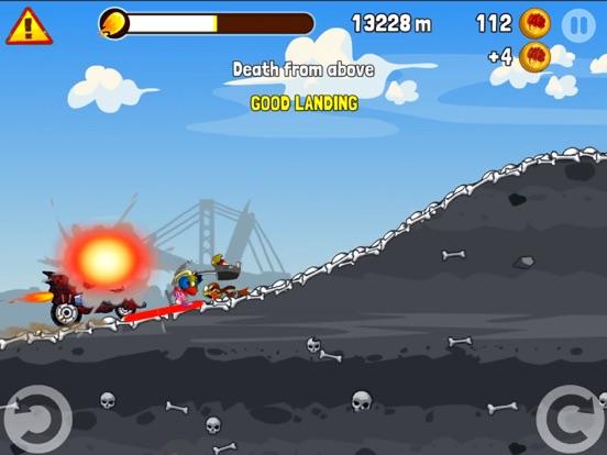 Zombie Road Trip! screenshot 10