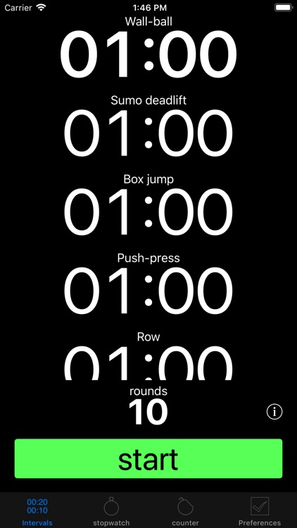 Strengthiness Interval Timer screenshot-3