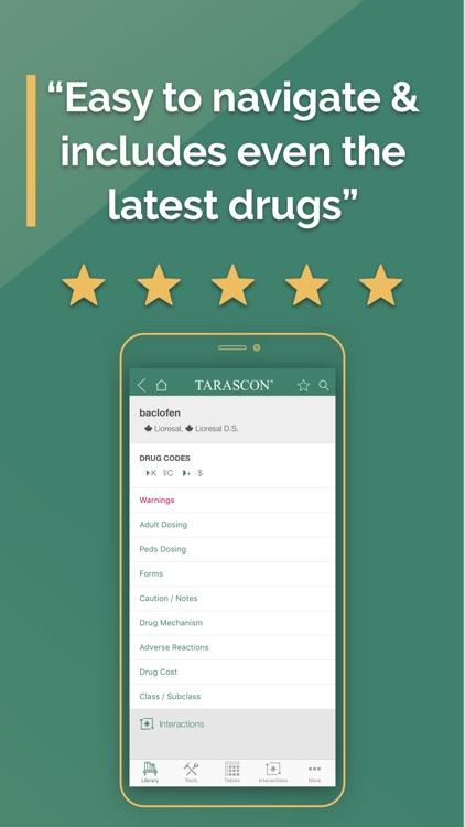 Tarascon Pharmacopoeia screenshot-4