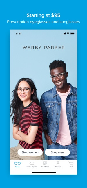28da85cfe4 Glasses by Warby Parker on the App Store