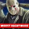 Scary Jason Scream لعبة الرعب