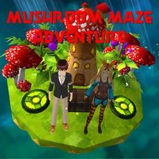Activities of Mushroom Maze Adventure