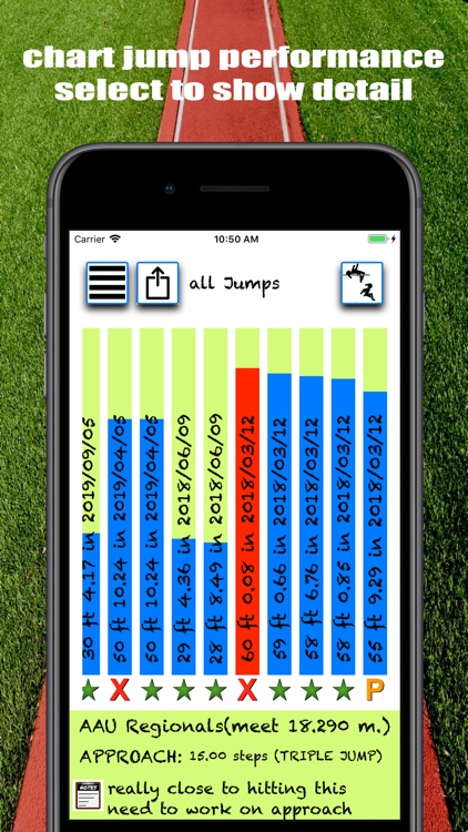iJump3 ( Track and Field ) screenshot-3