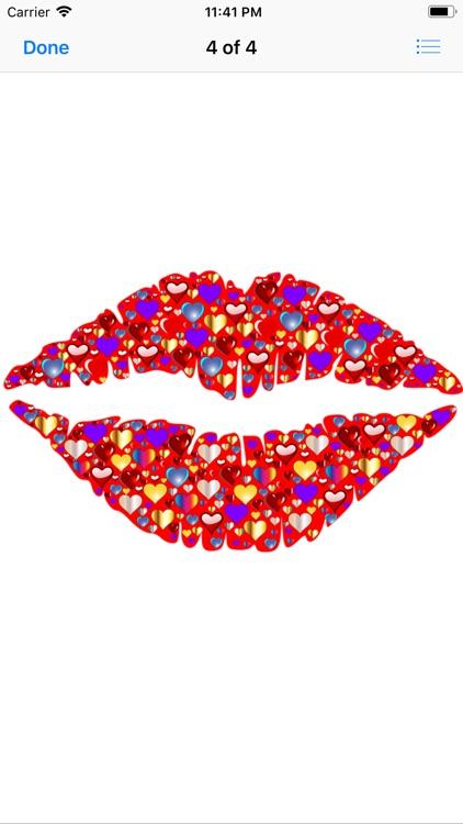 Kissy Face screenshot-6