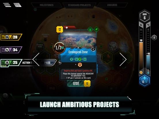 Terraforming Mars Screenshots