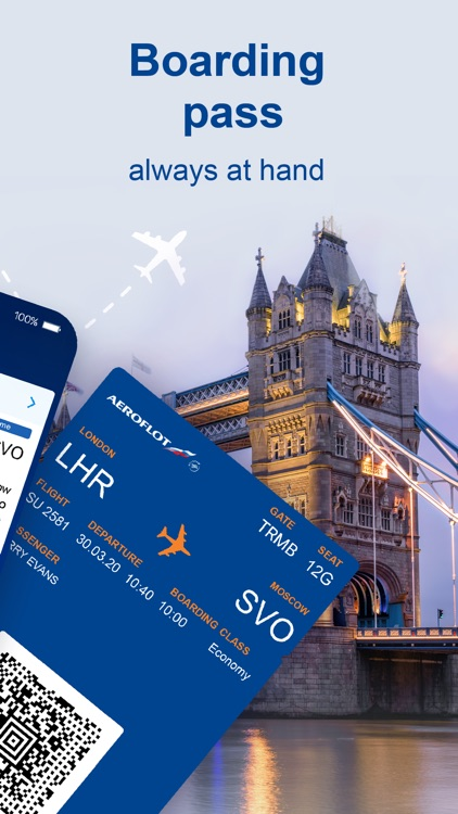 Aeroflot – air tickets online