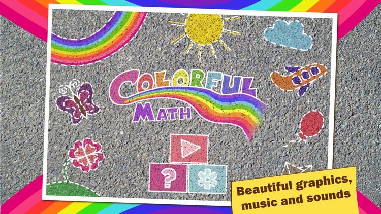 Math Coloring for kids Winter screenshot-4