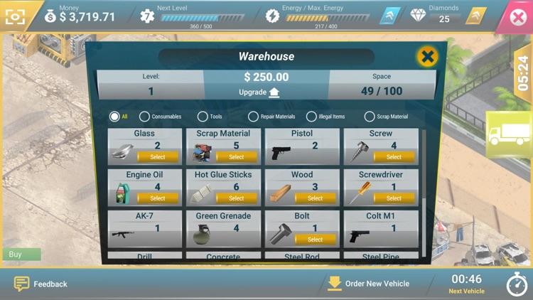 Junkyard Tycoon - Car Business screenshot-9
