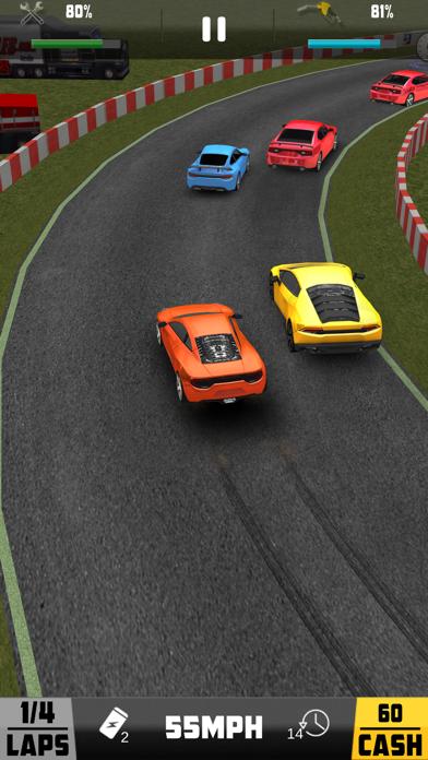 リアルターボの親指レースカーレース - PKレースのおすすめ画像2
