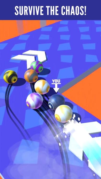 Ball Racer screenshot-3