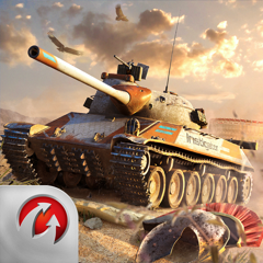 World of Tanks Blitz tank PVP