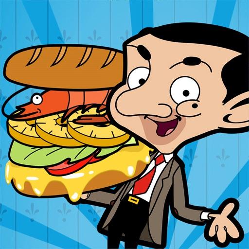 Mr Bean - Sandwich Stack