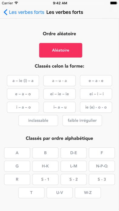 Telecharger Allemand Verbes Forts Pour Iphone Sur L App Store Education
