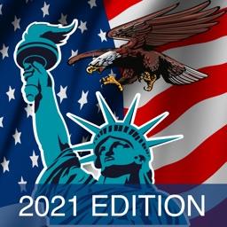 US Citizenship Test 2021 Pro