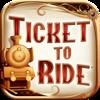 Ticket to Ride - Asmodee Digital Cover Art