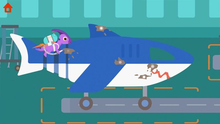 Dinosaur Airport - Kids Games screenshot-4