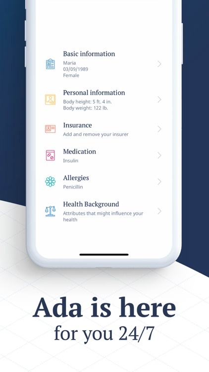 Ada – your health companion screenshot-7