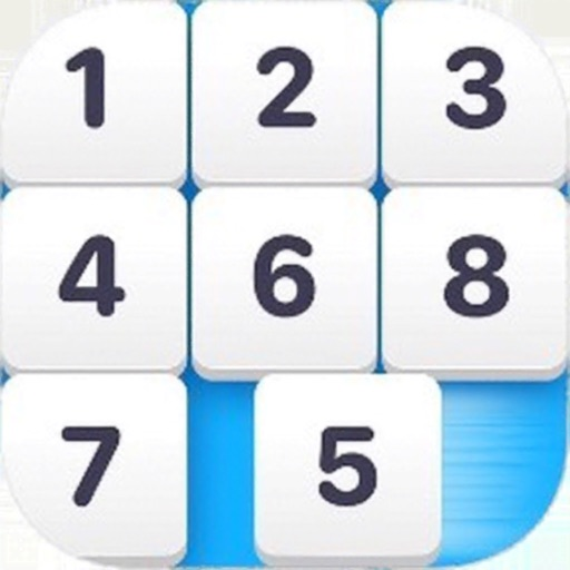 Slide Puzzle - Number Game