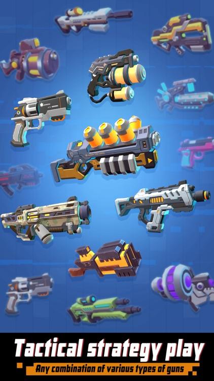 Rogue Gunner:The Digital War screenshot-4