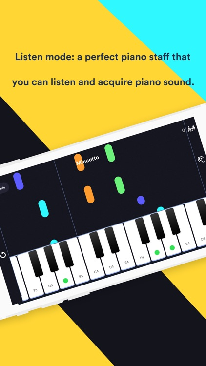 Piano keyboard pro & games app screenshot-8