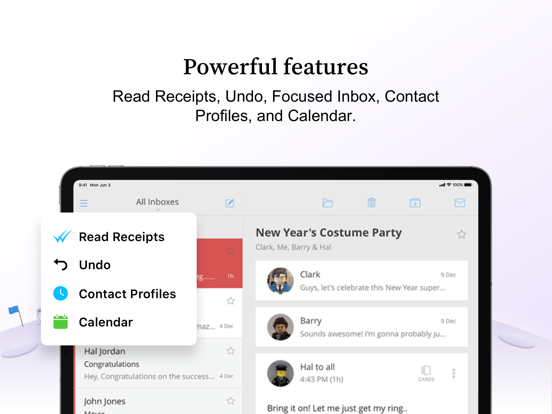 CloudMagic Email screenshot