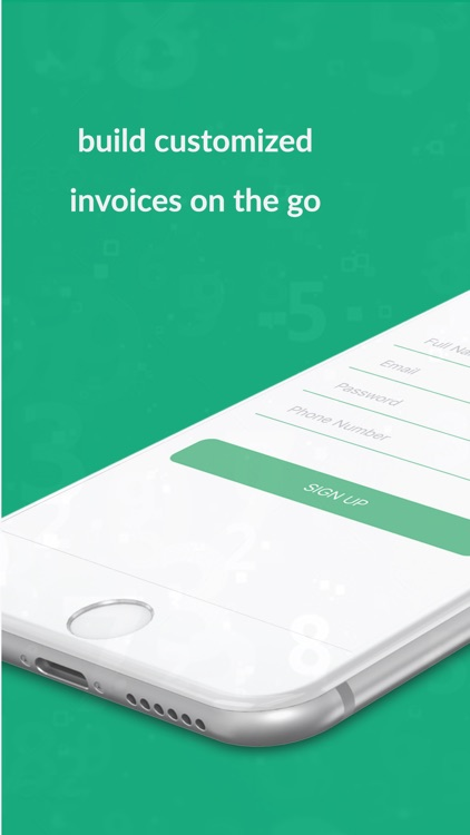 Invoice by PicWPost