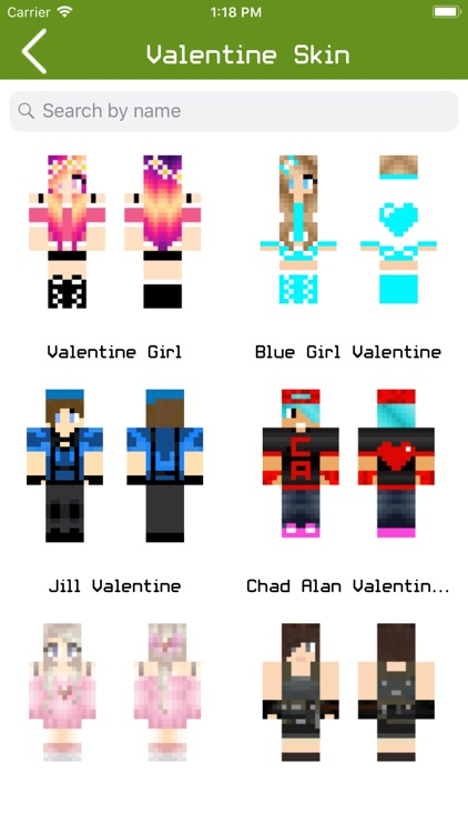 Skins for Minecraft PE and PC screenshot-7