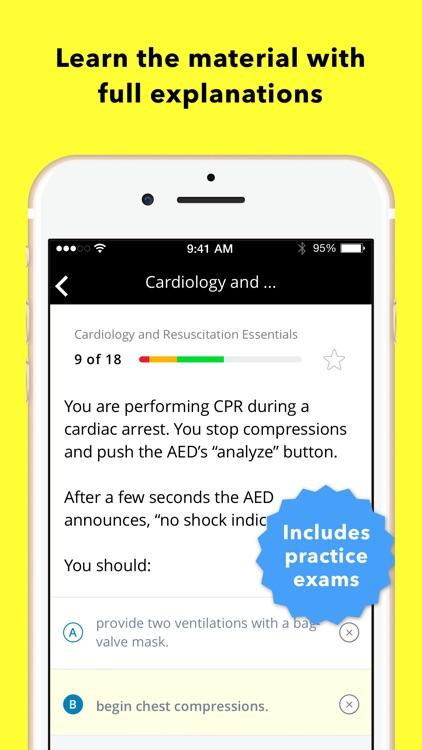 EMT Exam For Dummies screenshot-3