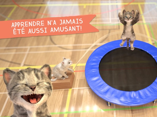 Petit Chaton & ses amis 4+