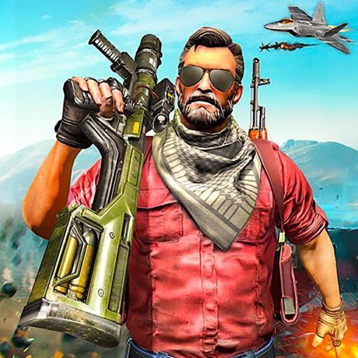FPS Gun Shooting Strike Game
