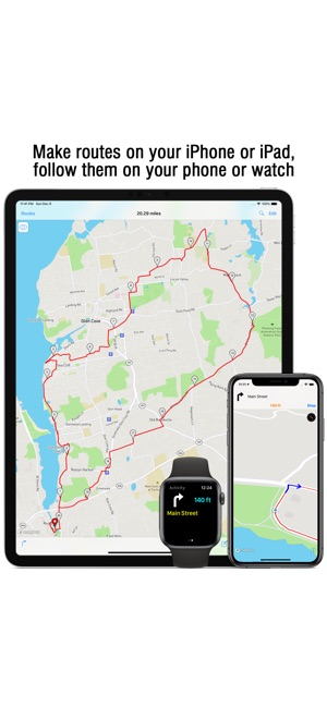 EasyRoute on the App Store