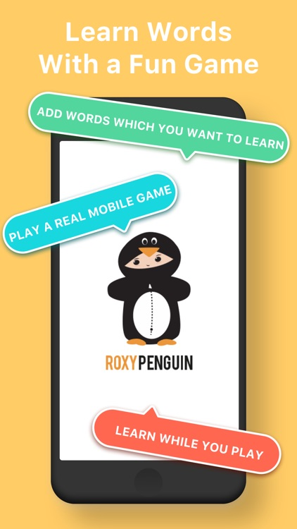 RoxyPenguin - Learn Words