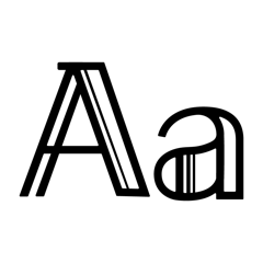 Fonts: Fonts for iPhone