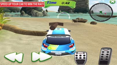 Racing Water Surfing Car screenshot 3