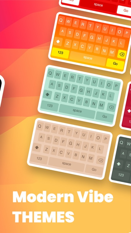 Fonts App Keyboard & Themes screenshot-4