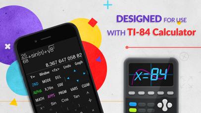 Graphing Calculator X84 screenshot 1