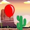 Balloon vs. Cactus