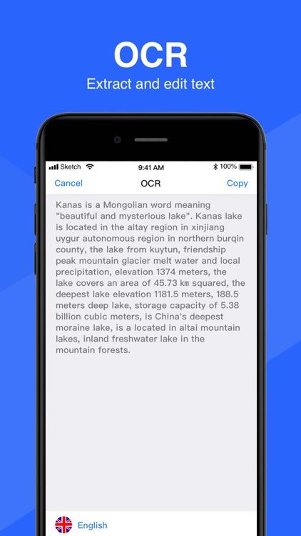 Scanner for PDF screenshot-3