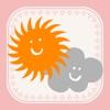おしゃれ天気 - iPhoneアプリ