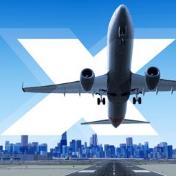 Ícone do app X-Plane Flight Simulator
