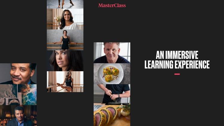 MasterClass: Learn New Skills screenshot-5