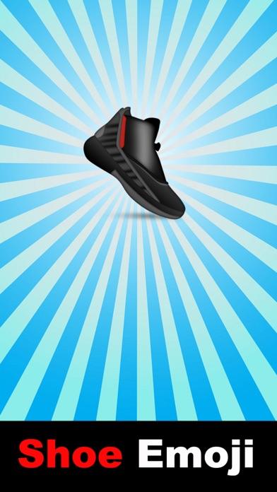 Shoe Emoji - Sneakerhead Moji screenshot 1