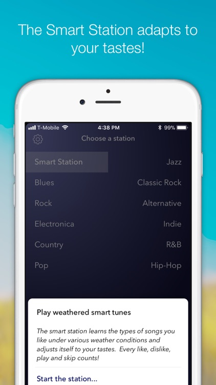 WeatherTunes Music screenshot-3