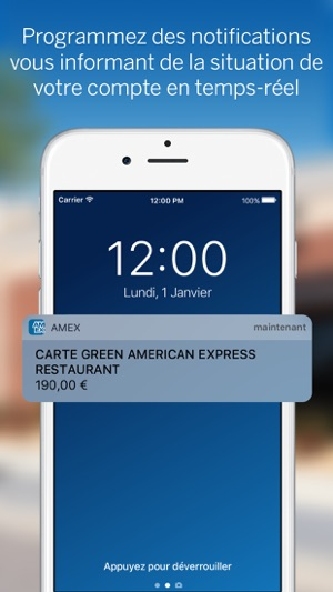 Carte American Express.Amex France On The App Store