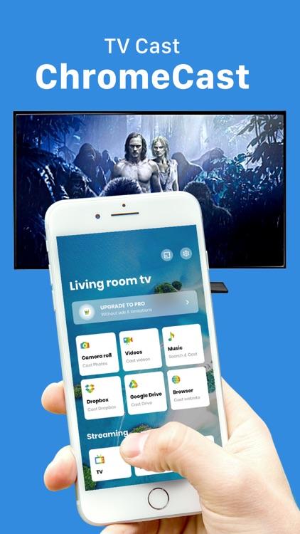 Chromecast - TV Cast